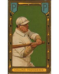 James Collins, Providence Team, Baseball... by American Tobacco Company