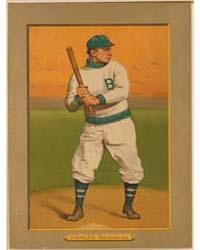 Bill Dahlen, Brooklyn Dodgers by American Tobacco Company