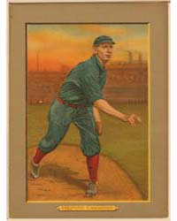 Art Fromme, Cincinnati Reds by American Tobacco Company