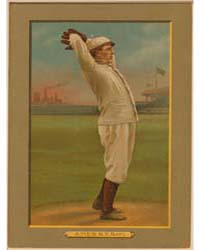 Red Ames, New York Giants by American Tobacco Company