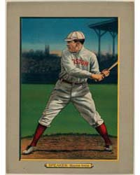 Tris Speaker, Boston Red Sox by American Tobacco Company