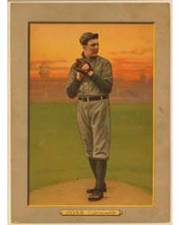 Addie Joss, Cleveland Naps by American Tobacco Company
