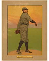 Cy Young, Cleveland Naps by American Tobacco Company