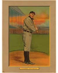 Ty Cobb, Detroit Tigers by American Tobacco Company