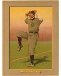 Hughie Jennings, Detroit Tigers by American Tobacco Company