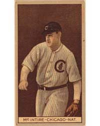 Harry McIntire, Chicago Cubs, Baseball C... by American Tobacco Company