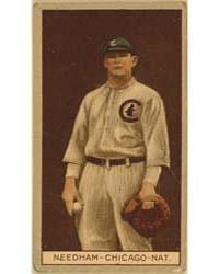 Thomas Needham, Chicago Cubs, Baseball C... by American Tobacco Company