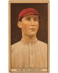 Rafael Almeida, Cincinnati Reds, Basebal... by American Tobacco Company