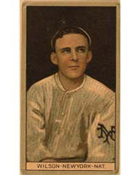 Arthur Wilson, New York Giants, Baseball... by American Tobacco Company