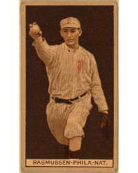 Arthur Rasmussen, Philadelphia Phillies,... by American Tobacco Company