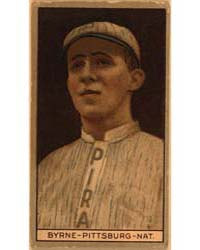 Robert M. Byrne, Pittsburgh Pirates, Bas... by American Tobacco Company