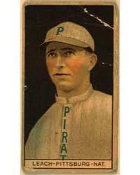 Thomas W. Leach, Pittsburgh Pirates, Bas... by American Tobacco Company