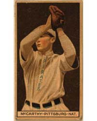 Alexander McCarthy, Pittsburgh Pirates, ... by American Tobacco Company