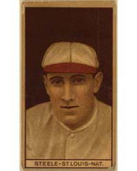 William Steele, St. Louis Cardinals, Bas... by American Tobacco Company