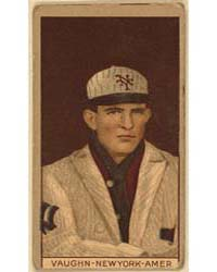 Jim Vaughn, New York Highlanders, Baseba... by American Tobacco Company