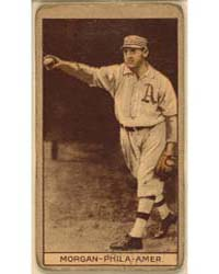 Cy Morgan, Philadelphia Athletics, Baseb... by American Tobacco Company