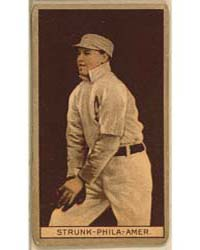 Amos Strunk, Philadelphia Athletics, Bas... by American Tobacco Company