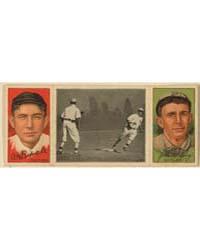 Albert Bridwell/John Kling, Boston Rustl... by American Tobacco Company