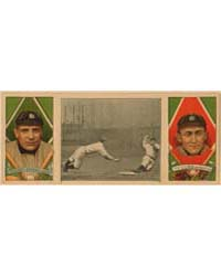 Chas. O'Leary/Tyrus Cobb, Detroit Tigers... by American Tobacco Company