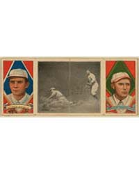 Tris Speaker/Clyde Engle, Boston Red Sox... by American Tobacco Company