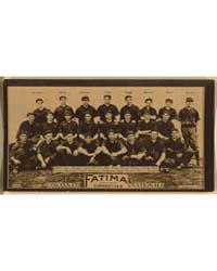 Cincinnati Reds by Liggett & Myers Company