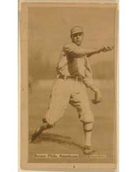 Boardwalk Brown, Philadelphia Athletics by American Tobacco Company