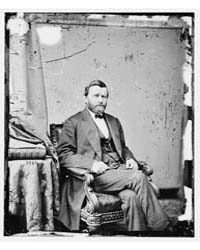 Pres. U.S. Grant, Photograph Number 0066... by Library of Congress
