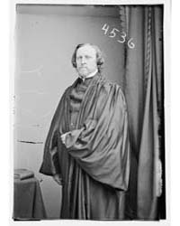 Rev. Gillette, Photograph Number 01301V by Library of Congress