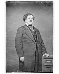 Hon. George Briggs of N.Y., Photograph N... by Library of Congress