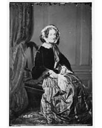 Mrs. Lydia H. Sigourney, Photograph Numb... by Library of Congress