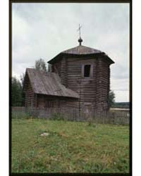 Brumfield Photographs : Log Church of th... by Brumfield, William Craft