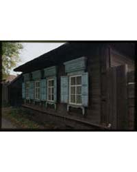 Brumfield Photographs : Log House, Lenin... by Brumfield, William Craft
