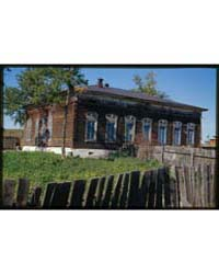 Brumfield Photographs : Wooden House Lat... by Brumfield, William Craft