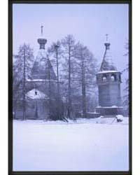 Brumfield Photographs : Log Church of th... by Brumfield, William Craft