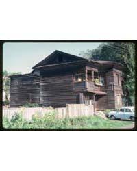 Brumfield Photographs : Wooden House, Pr... by Brumfield, William Craft