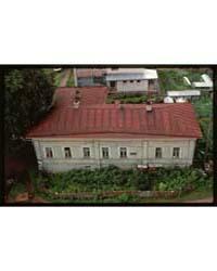 Brumfield Photographs : Log House, Kusko... by Brumfield, William Craft