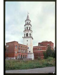 Brumfield Photographs : Demidov Tower 17... by Brumfield, William Craft