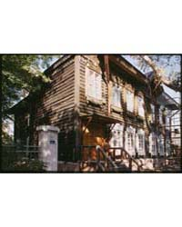 Brumfield Photographs : Log House, Chapl... by Brumfield, William Craft
