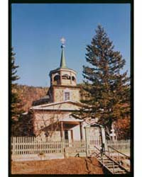 Brumfield Photographs : Log Church of Sa... by Brumfield, William Craft