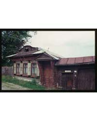 Brumfield Photographs : Log House Soviet... by Brumfield, William Craft