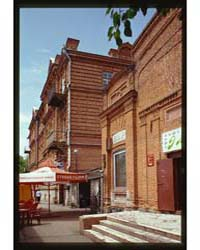 Brumfield Photographs : Hotel Rossiia, 1... by Brumfield, William Craft