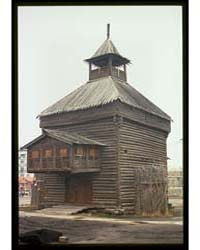 Brumfield Photographs : Yakutsk Fort Tow... by Brumfield, William Craft