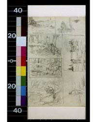 Cabinet of American Illustrations : Pain... by Frost, A. B. (Arthur Burdett)