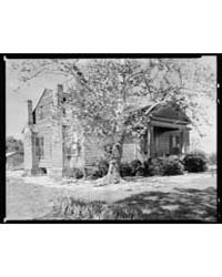 Kidd-robinson House, La Grange, Troup Co... by Johnston, Frances Benjamin