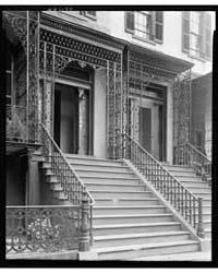 423-425 Bull Street, Savannah, Chatham C... by Johnston, Frances Benjamin