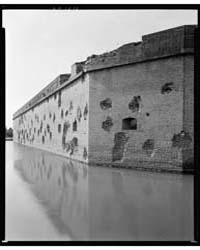 Fort Pulaski, Savannah, Chatham County, ... by Johnston, Frances Benjamin