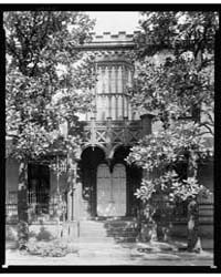 Green-meldrim House, Macon and Bull Stre... by Johnston, Frances Benjamin