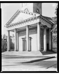 Independent Presbyterian Church, Savanna... by Johnston, Frances Benjamin