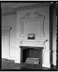 The Hammond-harwood House, Annapolis, An... by Johnston, Frances Benjamin