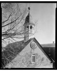 Home Moravian Church, Winston-salem, For... by Johnston, Frances Benjamin